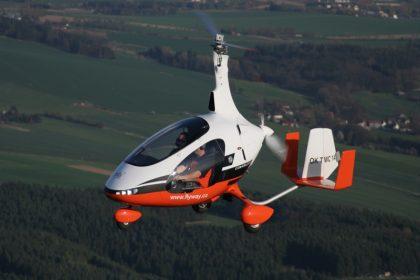 Let vírníkovým Mercedesem – užijte si to nejlepší z vírníkového létání